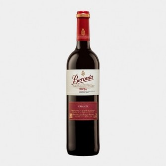 BERONIA CRIANZA 2016 75CL