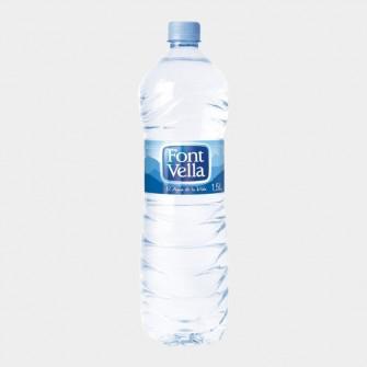 FONT VELLA PET 1,5L PACK 6