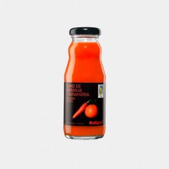 Naranja y Zanahoria 200ml