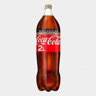 Coca Cola Zero Zero 2L