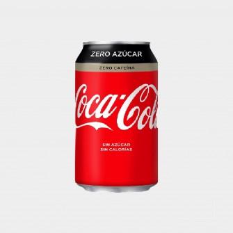 Coca Cola Zero Zero 33cl