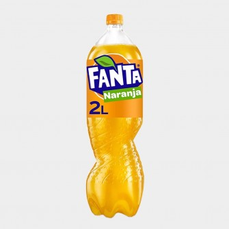 FANTA NARANJA PET 2L PACK 6