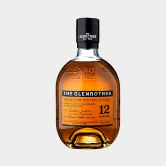 THE GLENROTHES 12 AÑOS 70CL