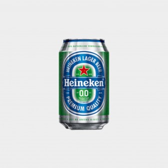 HEINEKEN 0,0 LATA 33CL PACK 24