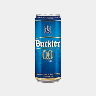 BUCKLER 0,0 LATA 33CL PACK 24