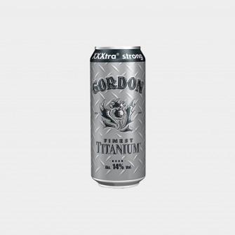 GORDON TITANIUM LATA 50CL
