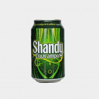 SHANDY LATA 33CL PACK 24