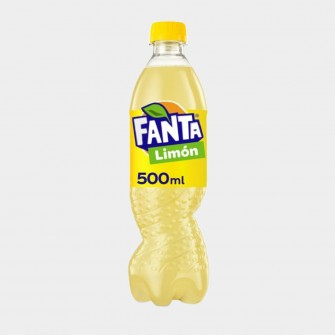 FANTA LIMÓN PET 50CL PACK 24