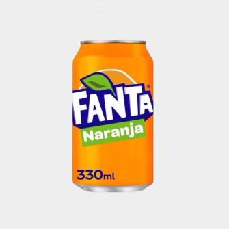 Fanta Naranja 33cl