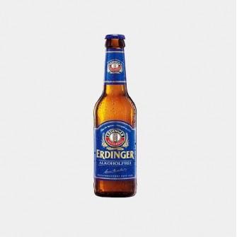 ERDINGER SIN ALCOHOL...