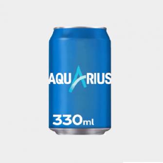 AQUARIUS LATA 33CL PACK 24