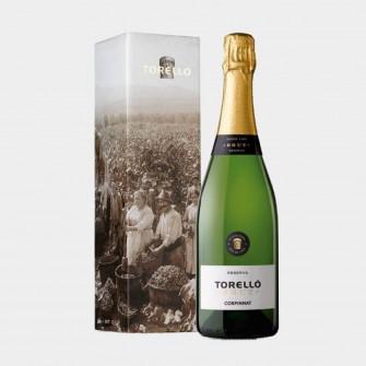 Caja 1 botella Torelló Brut...